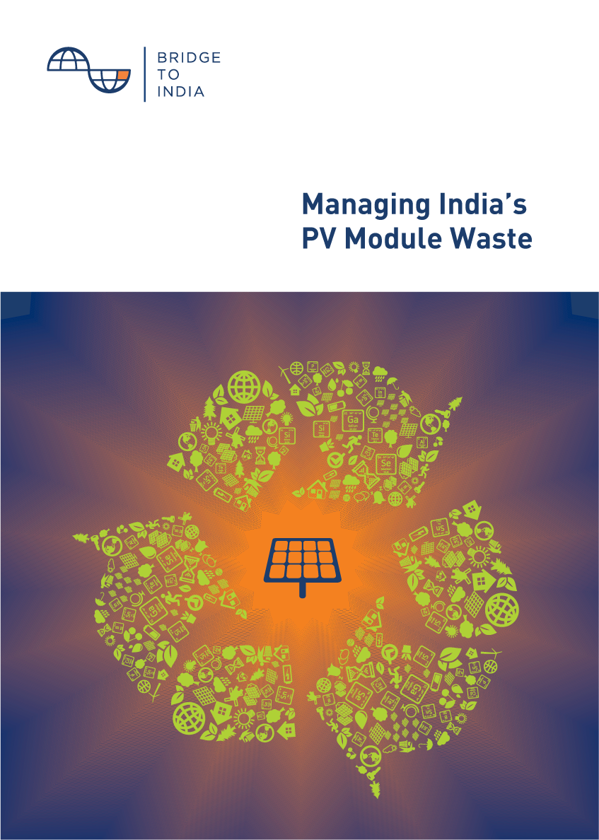 PV module Waste Management system | PV module Waste report India